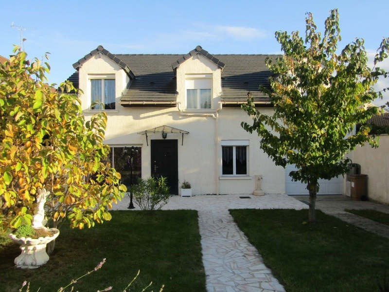 Deluxe sale house / villa Franconville 525000€ - Picture 1