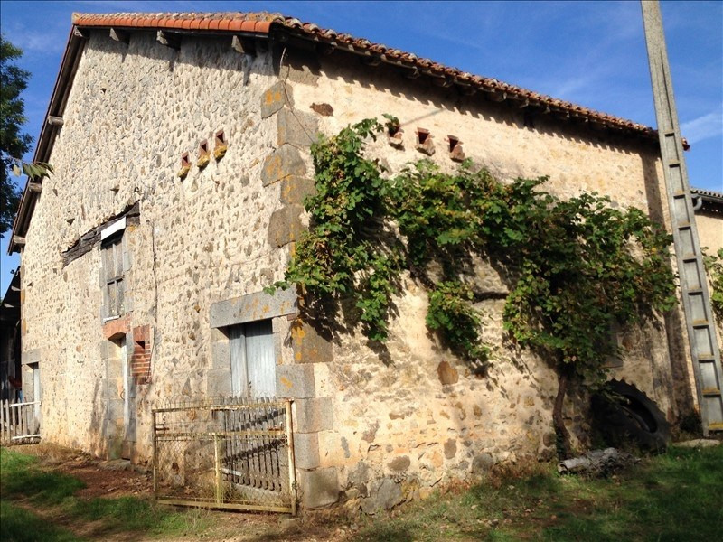 Sale house / villa Lathus st remy 143300€ - Picture 8