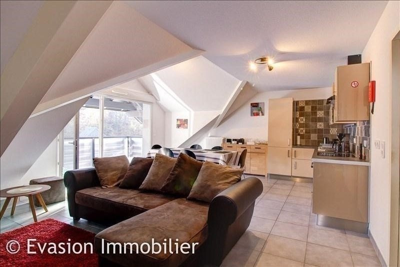 Vente appartement Le fayet 329 000€ - Photo 1