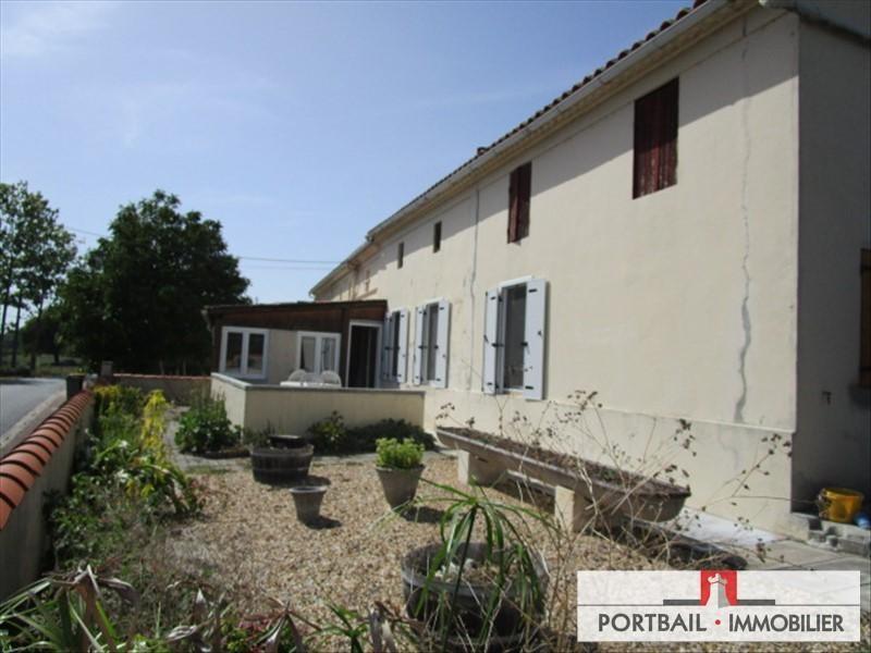 Sale house / villa Blaye 139100€ - Picture 1