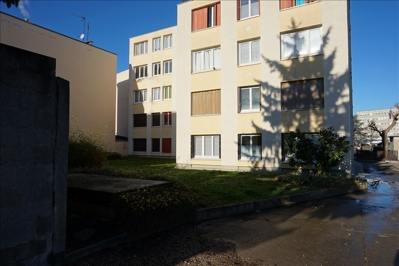 Rental apartment Colombes 670€ CC - Picture 1