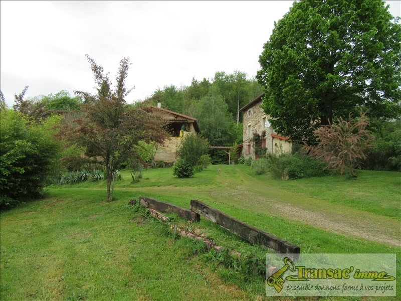 Vente maison / villa Courpiere 263 750€ - Photo 1