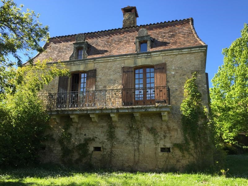 Sale house / villa Salles de belves 287000€ - Picture 1