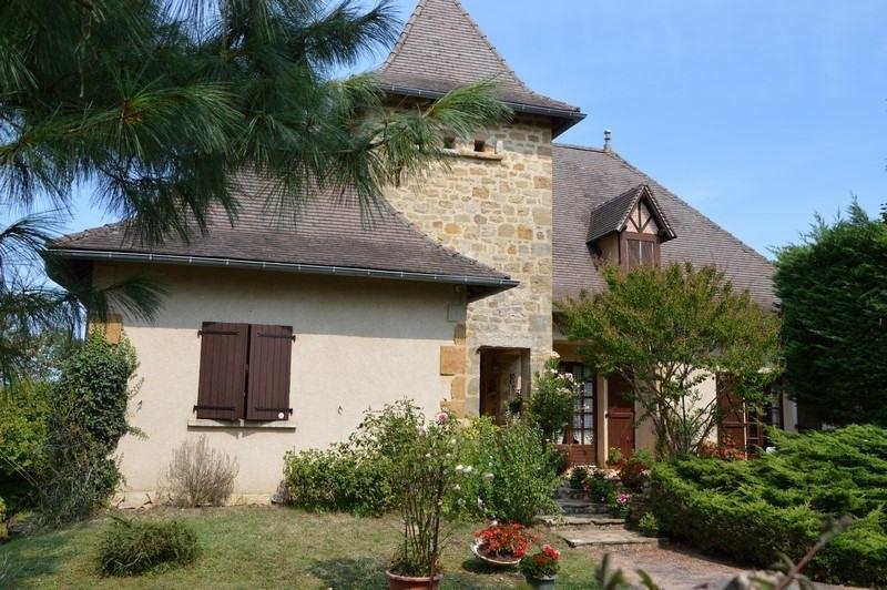 Vente maison / villa Figeac 306000€ - Photo 1