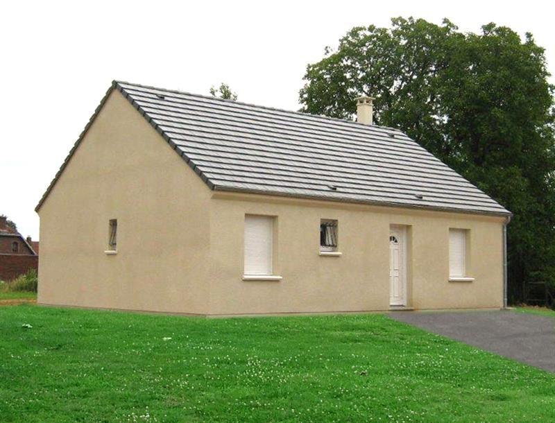 Maison  3 pièces + Terrain 938 m² Orville par RESIDENCES PICARDES - AGENCE DE DOULLENS
