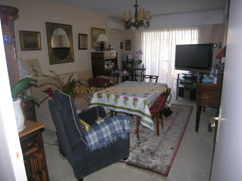 Viager appartement Golfe-juan 53 000€ - Photo 1