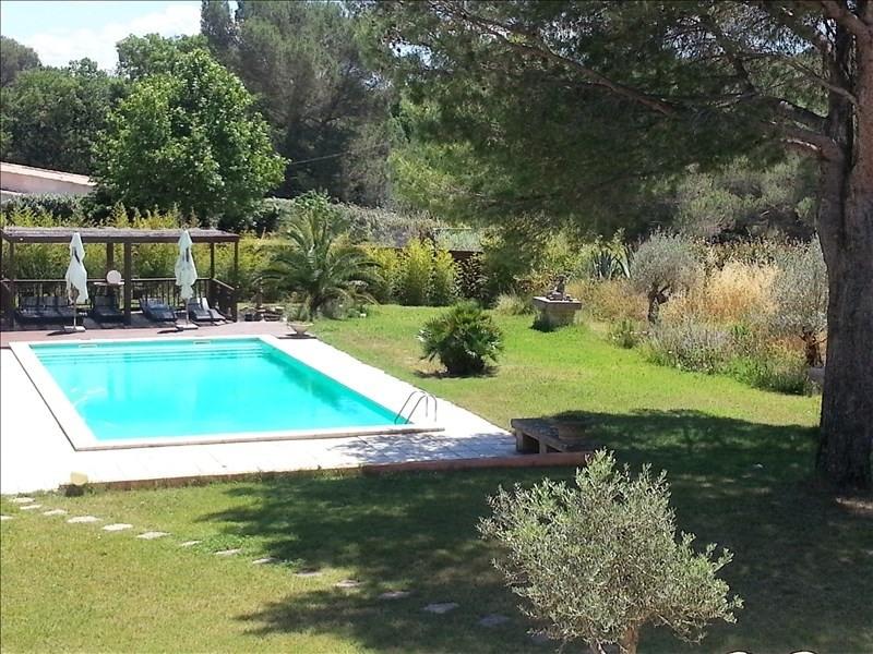 Deluxe sale house / villa Ventabren 875000€ - Picture 6