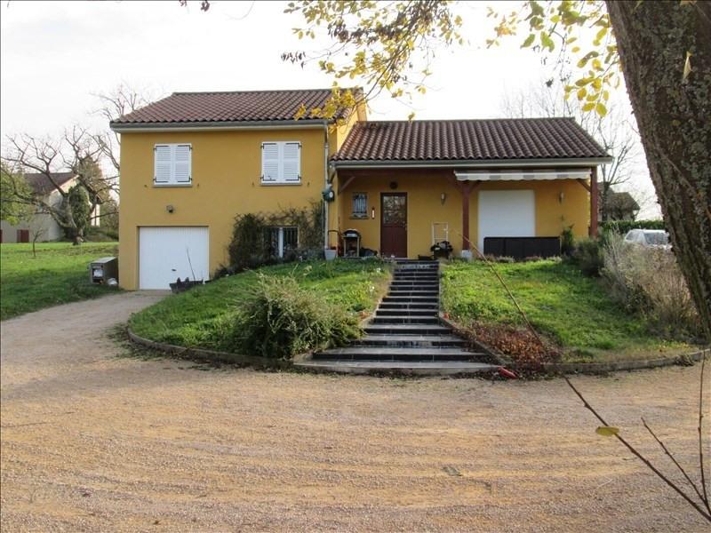 Sale house / villa Pont de vaux 168500€ - Picture 1