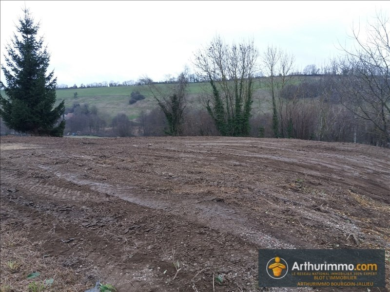 Vente terrain Montrevel 52 000€ - Photo 1