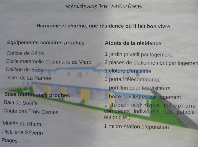 Vente appartement Sainte rose 190000€ - Photo 3