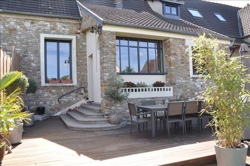 Vente maison / villa Crespieres 640000€ - Photo 3