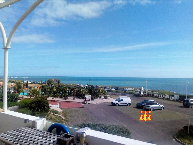 Sale apartment Chateau d olonne 132 600€ - Picture 1