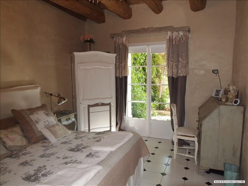 Venta de prestigio  casa Uzes 1580000€ - Fotografía 9