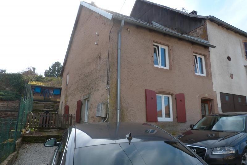 Sale house / villa Harreberg 118000€ - Picture 8