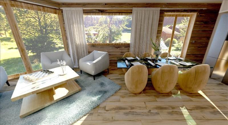 Verkoop van prestige  appartement Morzine 980000€ - Foto 10