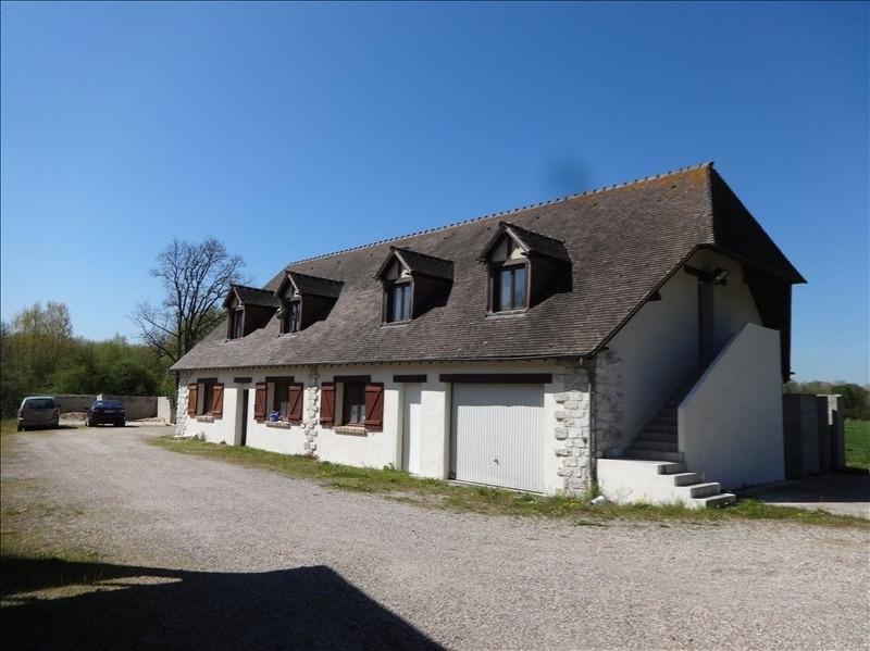 Vente maison / villa Gasny 265000€ - Photo 1