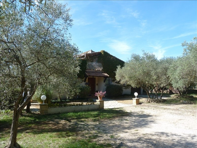 Sale house / villa Seillons source d argens 460 000€ - Picture 9