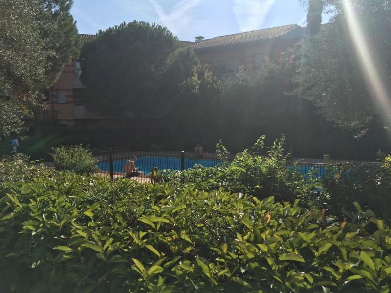 Sale apartment Toulouse 136000€ - Picture 1