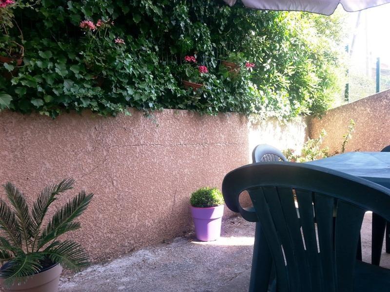 Location vacances appartement Porticcio 420€ - Photo 5