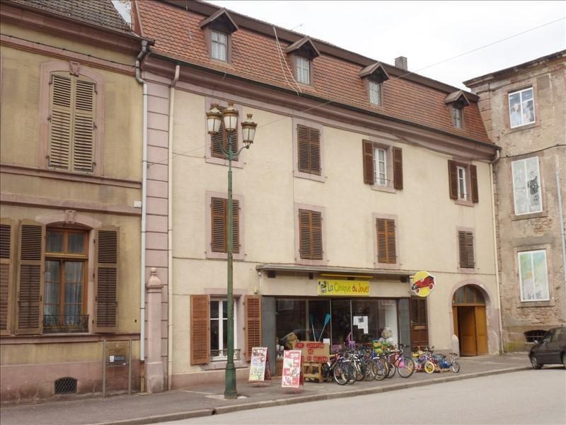 Vente immeuble Senones 75700€ - Photo 1