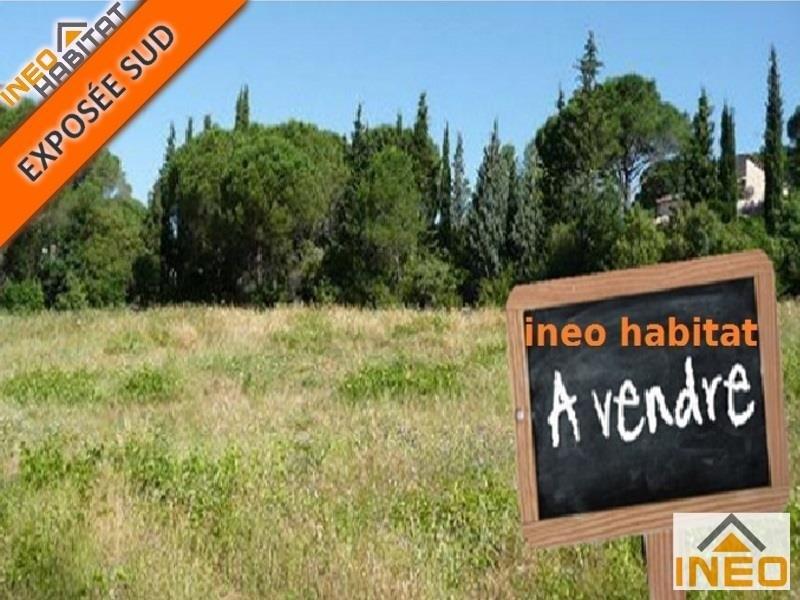 Vente terrain La meziere 207955€ - Photo 1