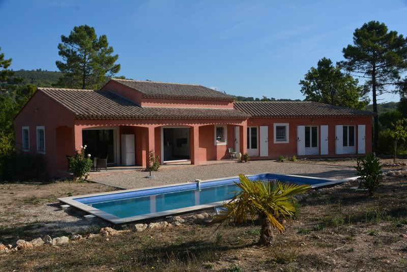 Revenda residencial de prestígio casa Montauroux 565000€ - Fotografia 1