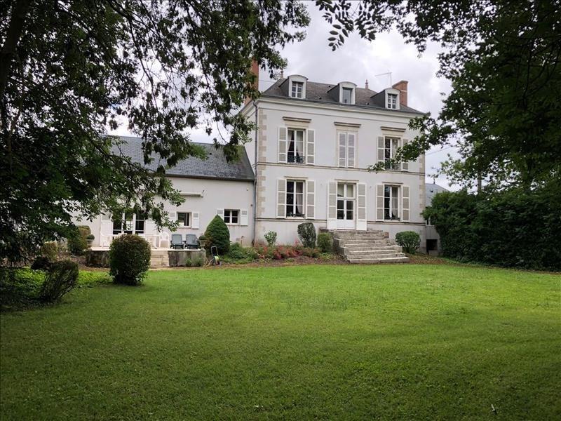 Deluxe sale house / villa St jean le blanc 795000€ - Picture 1