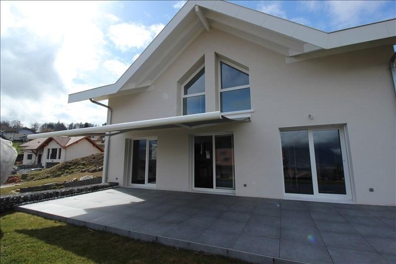 Deluxe sale house / villa Etaux 650000€ - Picture 1