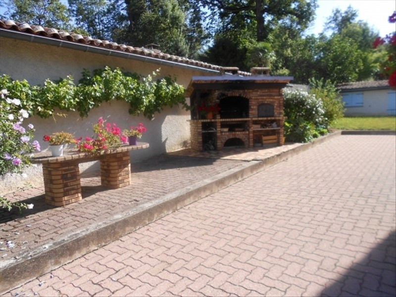Sale house / villa St didier sur chalaronne 397000€ - Picture 9