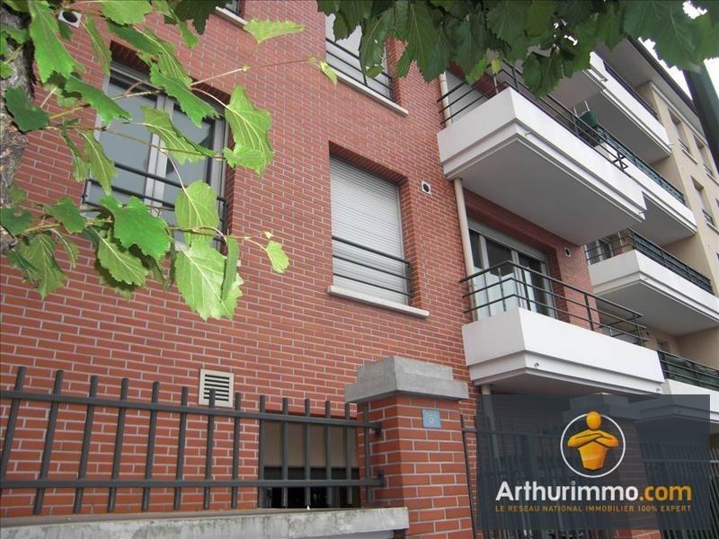 Rental apartment Les pavillons sous bois 630€ CC - Picture 1
