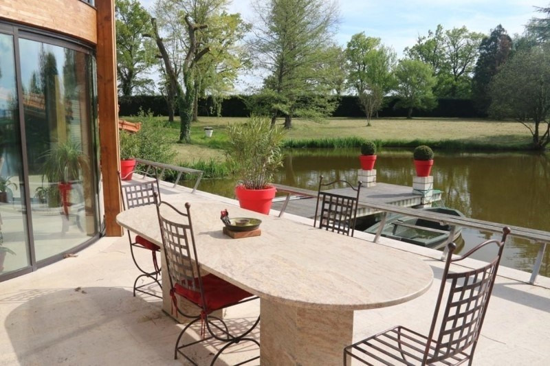 Vente de prestige maison / villa Saint-vincent-de-boisset 735000€ - Photo 10