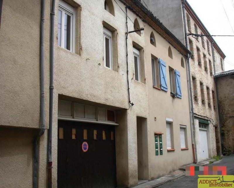 Produit d'investissement immeuble Graulhet 237000€ - Photo 1