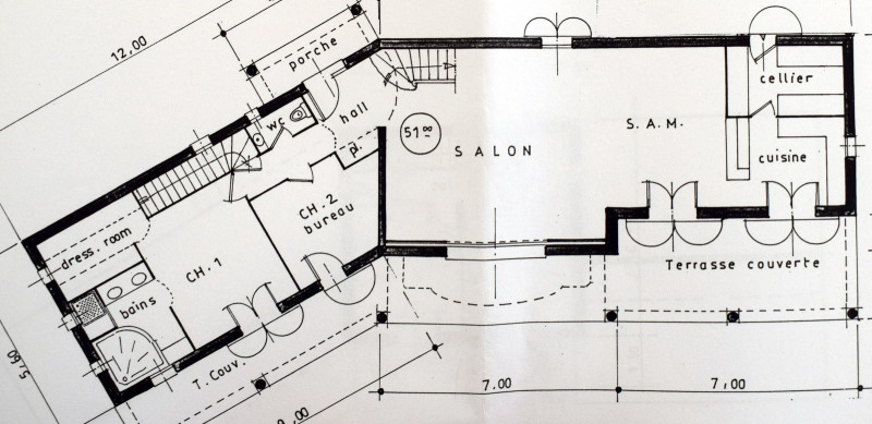 Revenda residencial de prestígio casa Bagnols-en-forêt 598000€ - Fotografia 8