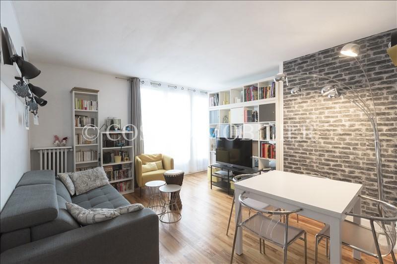 Venta  apartamento Asnieres sur seine 301000€ - Fotografía 1