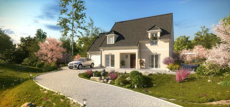 """Modèle de maison  """"Cadence 4.133 GI"""" à partir de 5 pièces Essonne par A&A CONSEIL"""