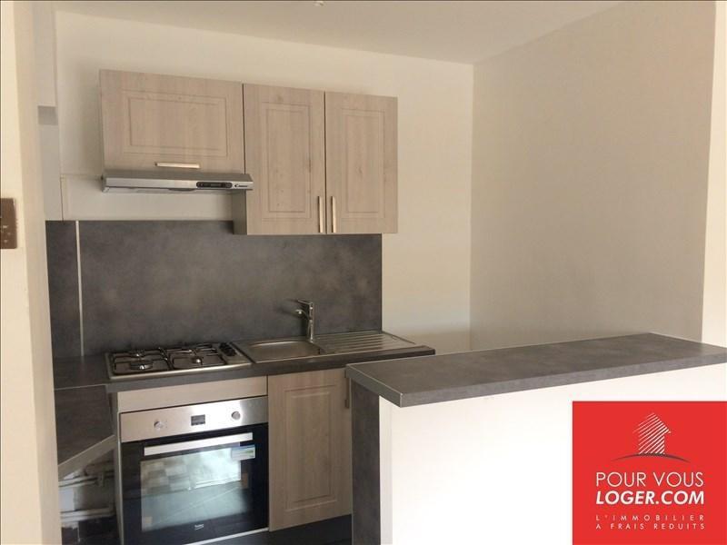 Rental apartment Boulogne sur mer 550€ CC - Picture 1
