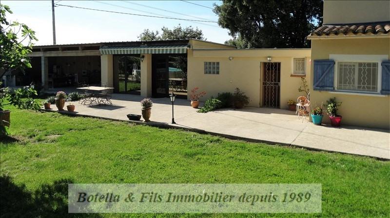 Vente maison / villa Bagnols sur ceze 329000€ - Photo 2