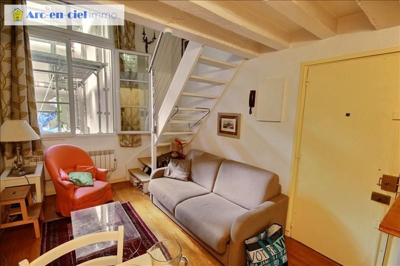 Vente appartement Paris 4ème 340 000€ - Photo 1