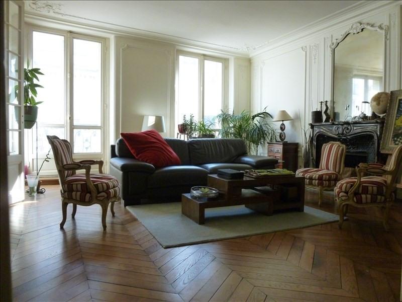 Deluxe sale apartment Paris 9ème 1949000€ - Picture 1