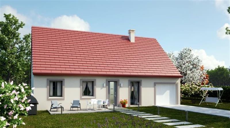 Maison  5 pièces + Terrain 551 m² Mazingarbe par MAISONS KERBEA