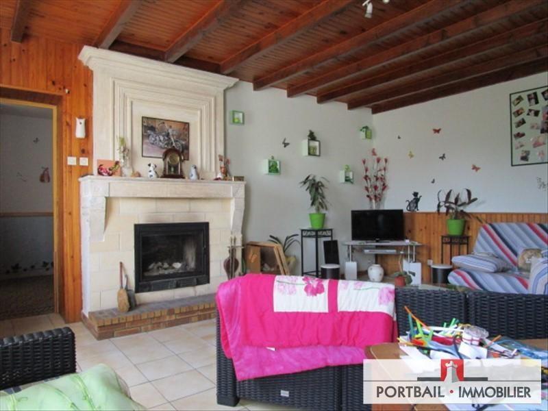 Sale house / villa Blaye 139100€ - Picture 2