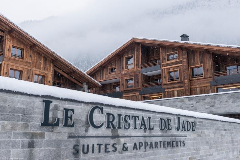 Vente de prestige appartement Chamonix mont blanc 392000€ - Photo 4