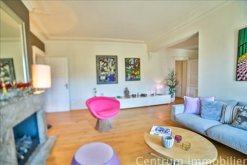 Vente de prestige appartement Metz 550000€ - Photo 8