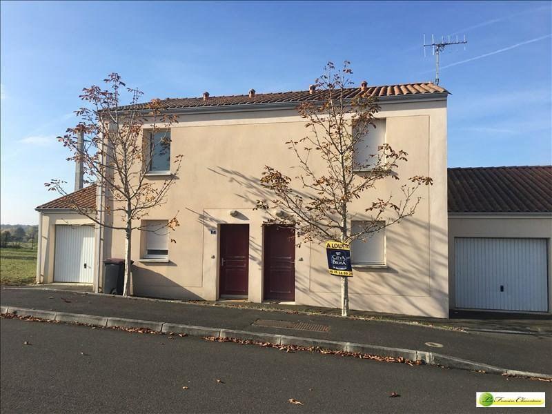 Sale house / villa Gond pontouvre 107300€ - Picture 10