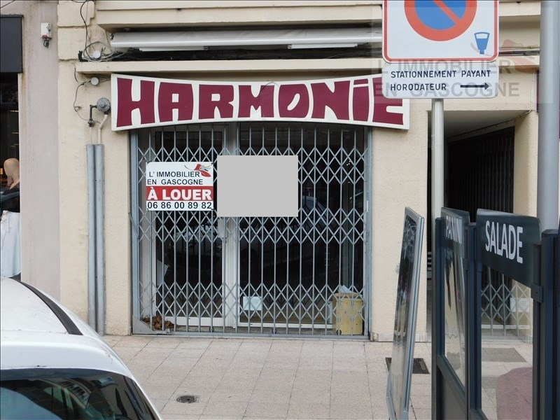 Alquiler  tienda Auch 700€ HT/HC - Fotografía 1