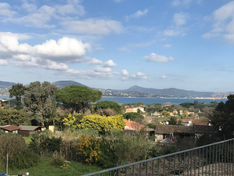 Rental apartment Saint tropez 6 660€ +CH - Picture 1