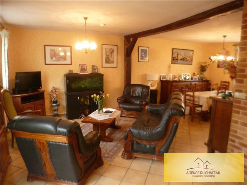 Vente maison / villa Le mesnil simon 268000€ - Photo 4