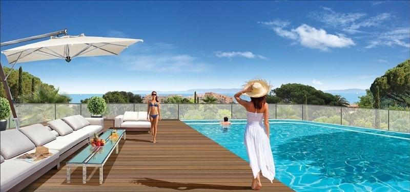 Vente de prestige appartement Bormes les mimosas 460000€ - Photo 1