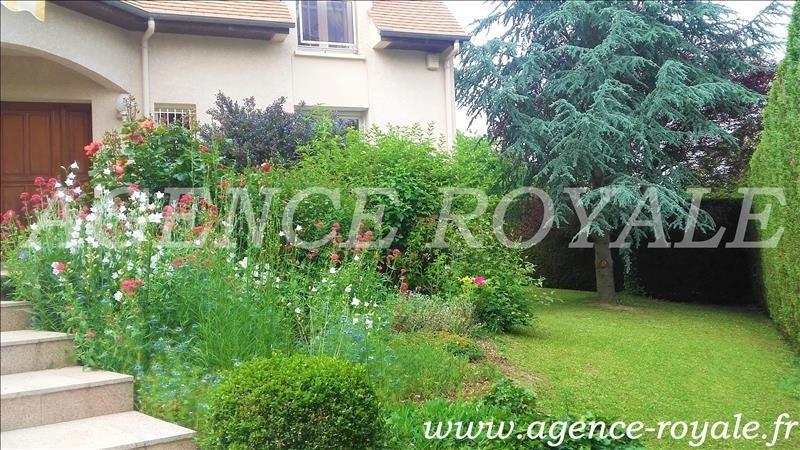 Sale house / villa Mareil marly 895000€ - Picture 2