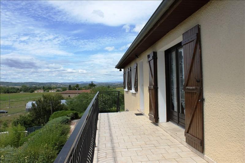 Sale house / villa Eyzin pinet 260000€ - Picture 2